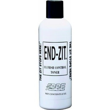 End-zit Blemish Control Toner For Treatment of Acne, 8-Ounce