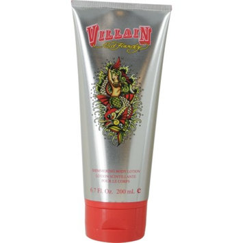 Ed Hardy Villain 238059 Shimmer Body Lotion 6.7-Oz