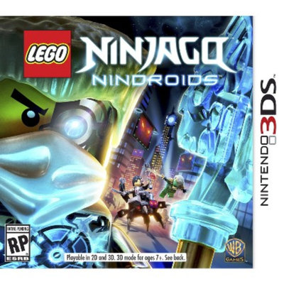 LEGO Ninjago: Nindroids (Nintendo 3DS)