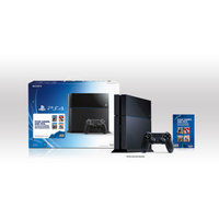 Sony PS4 Console Bundle with Downloadable Game of Choice Voucher