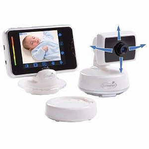 motorola digital video baby monitor with 2 8 color lcd screen reviews find the best baby. Black Bedroom Furniture Sets. Home Design Ideas