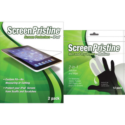 Pc Treasures PC Treasures 19678 ipad screen protection kit