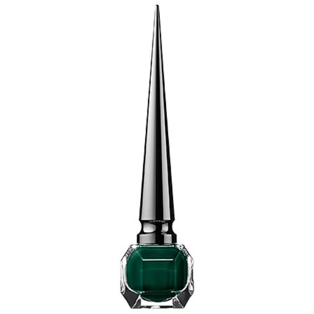 Christian Louboutin Nail Colour - The Noirs Zermadame 0.4 oz