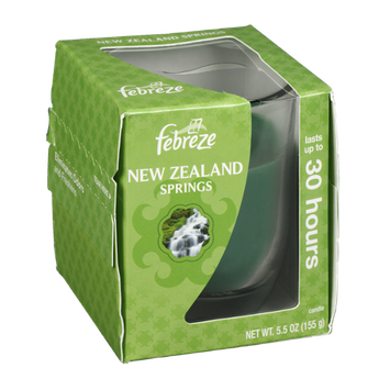 Febreze New Zealand Springs Candle