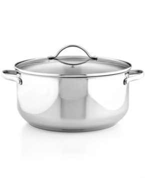 Tools Of The Trade Tools of the Trade Stainless Steel 8 Qt. Covered Casserole