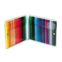 Pentel Color Pen, Set of 36, Assorted (S360-36)
