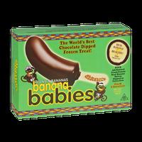 Diana's Bananas Dark Chocolate Banana Babies - 5 CT