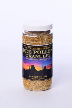 Pollen Granules CC Pollen 12 oz Jar