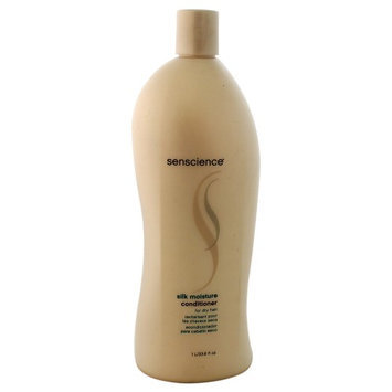 Senscience Liquid Luxury Senscience Silk Moisture Conditioner - 33 oz / liter