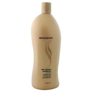 Senscience Liquid Luxury Senscience Silk Moisture Conditioner - 33 oz / liter