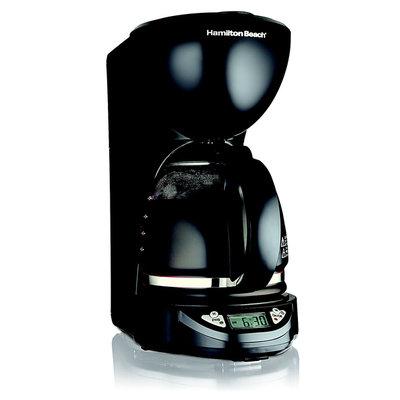 Hamilton Beach 12-Cup Programmable Coffeemaker Black