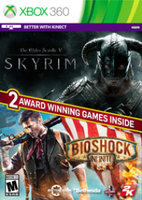 2K Skyrim and BioShock Infinite Bundle