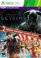 2K Skyrim and BioShock Infinite Bundle