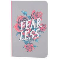 Denik Fearless Lined Notebook