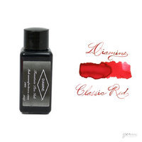 Diamine 30 ml Bottle Fountain Pen Ink, Classic Red