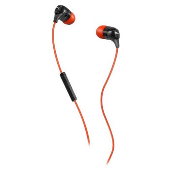 Puma Areo In-Ear Headphones with Mic - Red (PMAD3035)