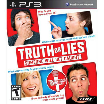 THQ Truth or Lies (PlayStation 3)