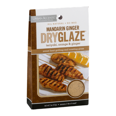 Urban Accents Mandarin Ginger Dry Glaze