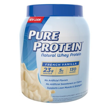 Pure Protein 100% Natural Whey Protein