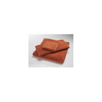 Home Source 10102WAE85 100 Percent Cotton Wash Cloth - Paprika