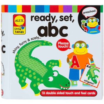 ALEX Toys Early Learning ABC Flash Cards