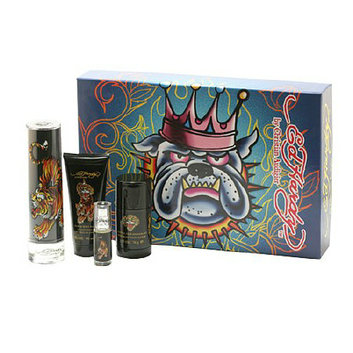 Ed Hardy for Men 4-Piece Gift Set