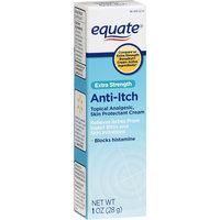 Equate Anti-Itch Cream  Extra Strength Anti-Itch Cream 1