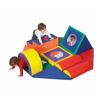 The Children's Factory Children's Factory Shape & Play Obstacle Course