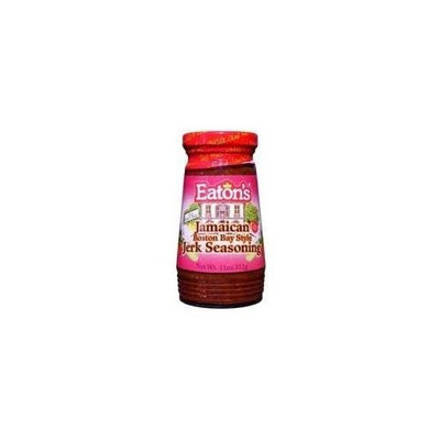 Eaton's Jamaican Jerk Seasoning Hot Eaton's Jamaican Jerk Seasoning (Hot) 312g (11 Oz)