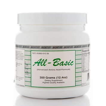 All-Basic Powder 677 mg 350 gms by Montiff