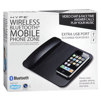 Hype Cordless Bluetooth Handset Speaker with Microphone