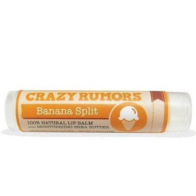 Lip Balm Banana Split .15 Oz By Crazy Rumors