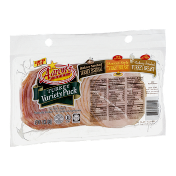Aaron's Best Turkey Variety Pack