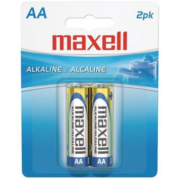 Maxell 723407 - LR62BP AA Alkaline Batteries - 2-Pack