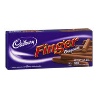 Cadbury Original Finger Chocolate Covered Cookies