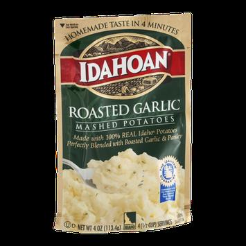 Idahoan Roasted Garlic Mashed Potatoes