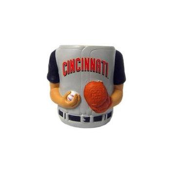 Caseys Distributing 2655110808 Cincinnati Reds Jersey Can Cooler