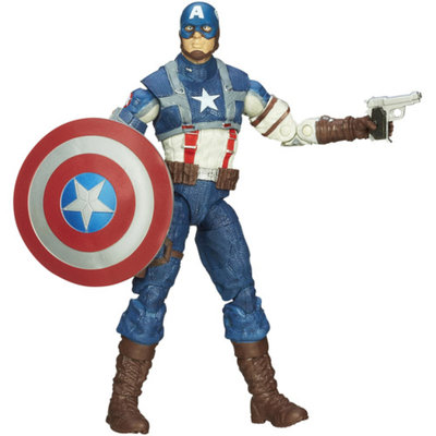 Captain America Marvel Legends WW2 Captain America Figure