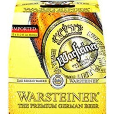 Warsteiner 12pk Btls
