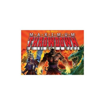 Alderac Entertainment Group Maximum Throwdown Game