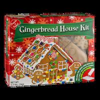 E-Z Build Gingerbread House Kit
