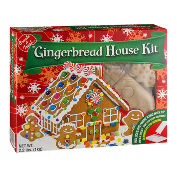 Gingerbread houses! by Sunny C.