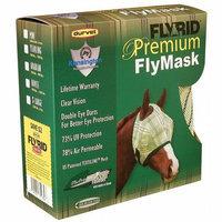 Durvet 081-65002 Fly Rid Prem Mask W/O Ears