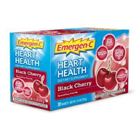Emergen-C Heart Health, Black Cherry