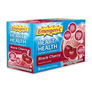Emergen-C Heart Health, Black Cherry