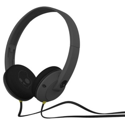 Skullcandy UprockHeadphone - Carbon/Grey (S5URDZ-204)