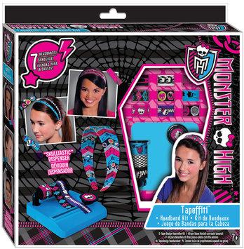 Monster High Tapeffiti Headband Kit Kid's
