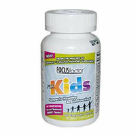 Focus Factor 356634 Kids Formula - 60 Chewables