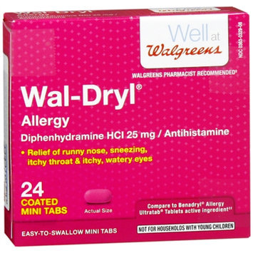 Walgreens Wal-Dryl Allergy Relief