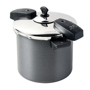 Denmark 8-Quart Hard Anodized Aluminum Pressure Cooker